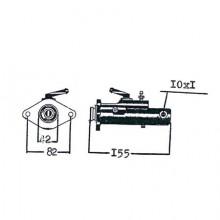 Pompa freno | 864 PER CARRELLI ELEVATORI - produzione pompa - Diametro: 31.75 mm Marche: OM, Still